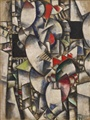 The Great Upheaval: Modern Art from the Guggenheim Collection, 1910–1918